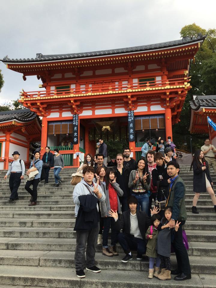 京都 英語