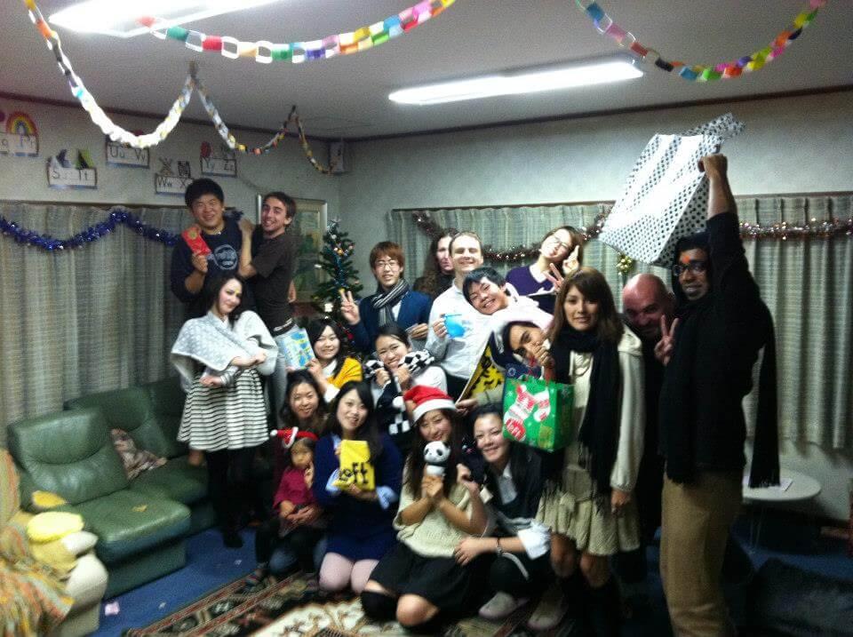 クリスマスパーティ @ 大阪イングリッシュハウス(枚方)