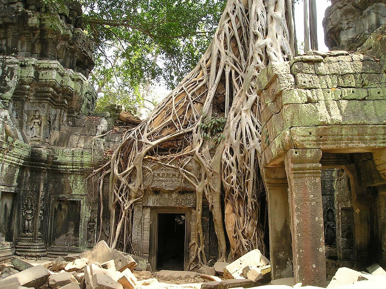 カンボジア留学 世界遺産のある街シェムリアップで英語留学